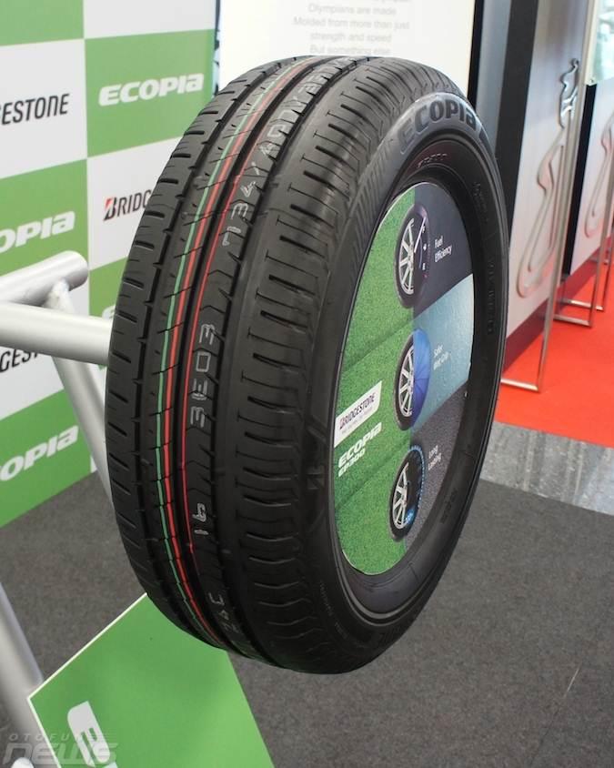 Bridgestone ra mắt dòng sản hẩm Ecopia 300 thế hệ mới