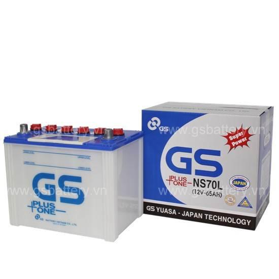 BÌNH GS NS70L (12V-65AH)