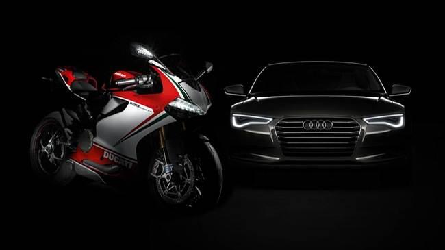 Audi sẽ không bán Ducati