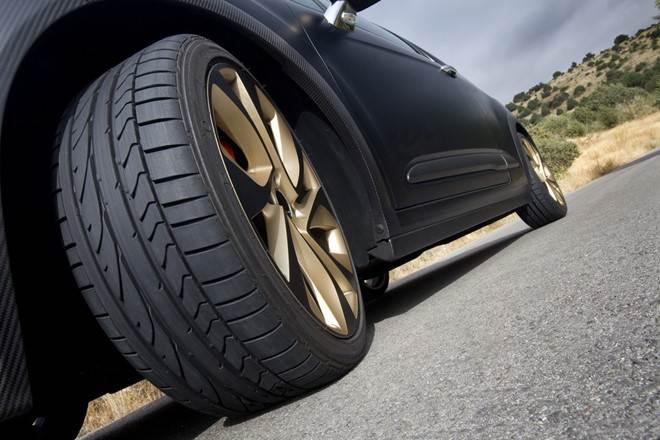 Bao lâu nên thay lốp ôtô?