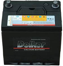 Bình ẮC Quy Delkor DIN 55041