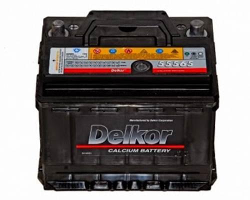 Bình ẮC Quy Delkor DIN 55565