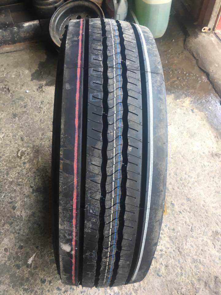 Bridgestone Ecopia R156 245/70R19.5 chính hãng