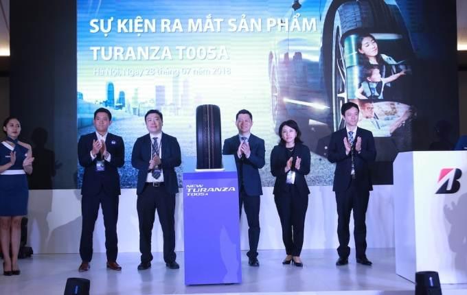 Bridgestone Turanza T005A tại thị trường Việt Nam