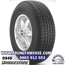 Lốp xe Bridgestone Dueler H/T D840 - 275/65R17