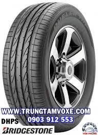 Lốp xe Bridgestone Dueler H/P Sport - 235/55R18