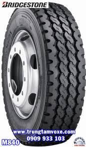 Lốp xe Bridgestone Truck & Bus M840 - 12.00R20 16PR