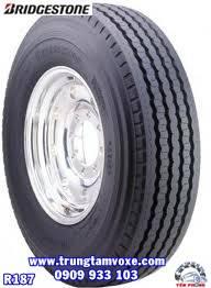 Lốp xe Bridgestone Truck & Bus R187 - 8.25R20 14PR