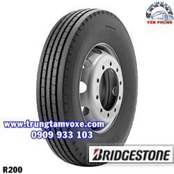 Lốp xe Bridgestone Light Truck R200 - 700R16
