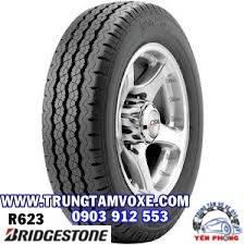 Lốp xe Bridgestone Light Truck R623 - 195R15