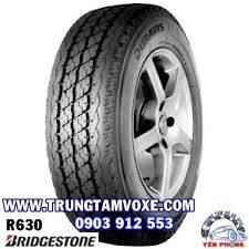 Lốp xe Bridgestone Duravis R630 - 195/75R16