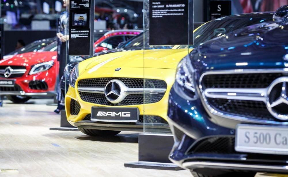 Các mẫu ô tô dự kiến sẽ phải đóng thuế tài sản tại Việt Nam