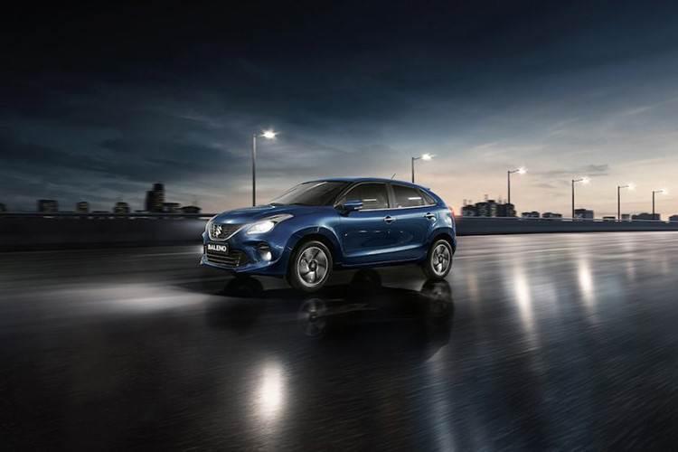 Cận cảnh xe Suzuki Baleno 2019 giá chỉ từ 177 triệu đồng
