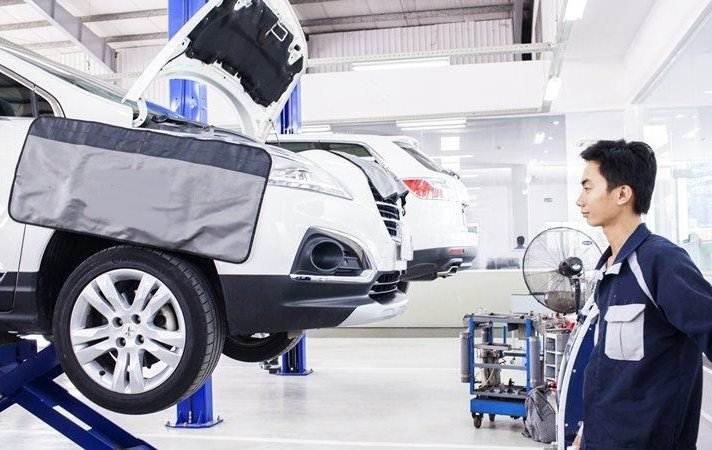 Nguyên nhân xe ô tô khó khởi động vào mùa đông và cách khắc phục