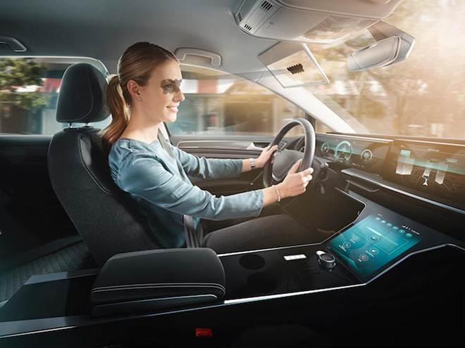 Công nghệ mới hỗ trợ người lái xe không bị chói ánh sáng