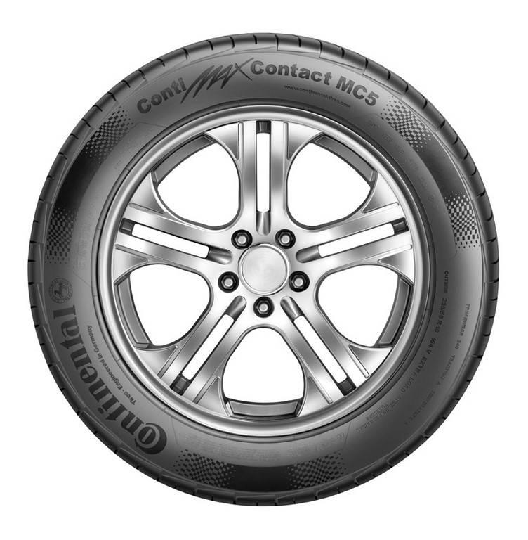 Lốp xe CONTI MAXCONTACT MC5 225/50ZR18