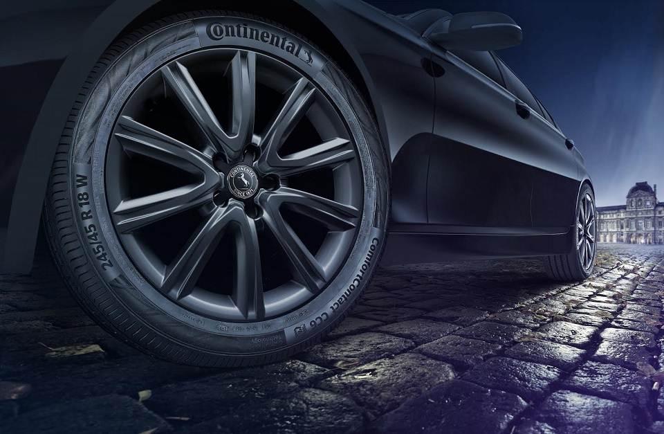 Phân phối bán Lốp xe Continental UltraContact UC6 và ComfortContact CC6