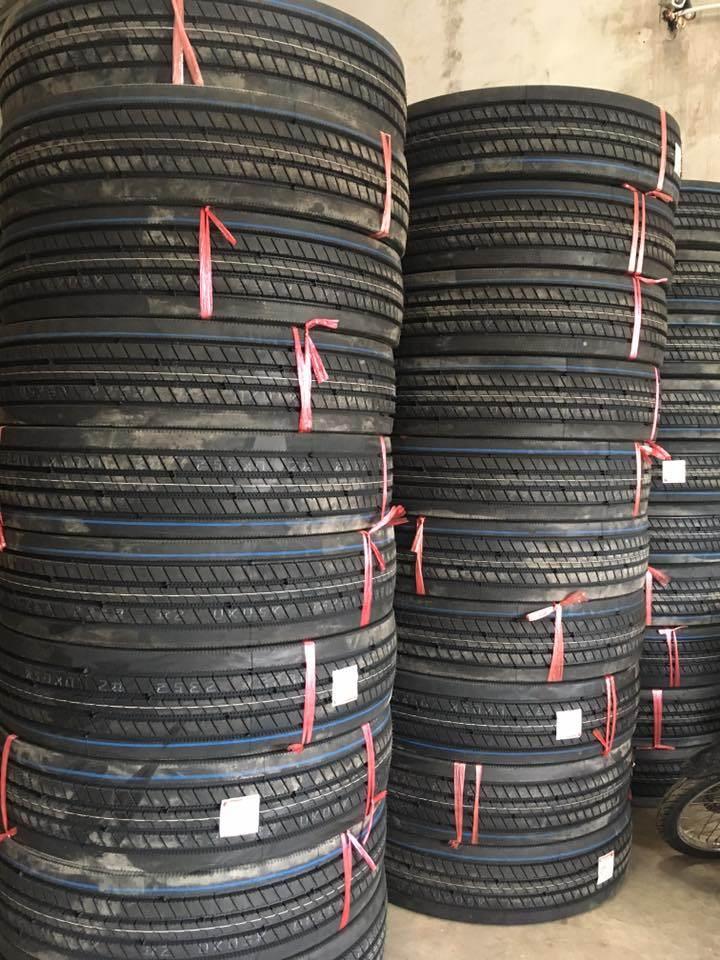 Cung cấp phân phối Lốp xe tải Bridgestone / firestone