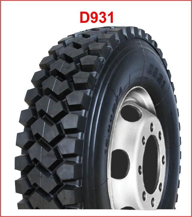 Lốp xe DRC D931