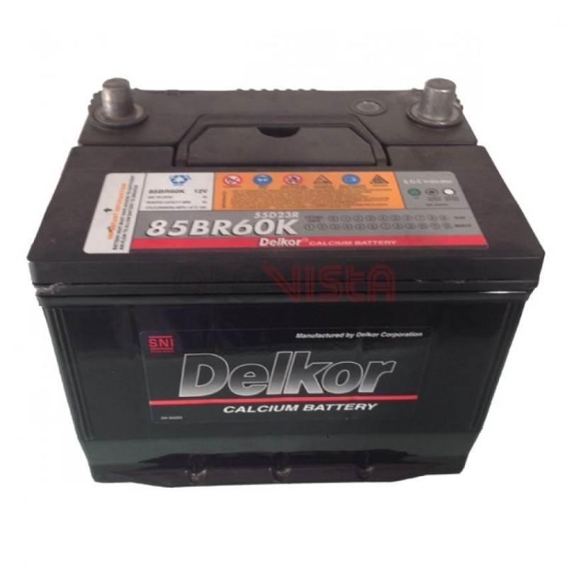 Bình ẮC Quy Delkor 55D23R/L