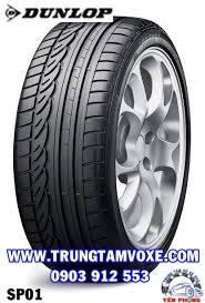Lốp xe Dunlop SP Sport SP01 - 205/55R16