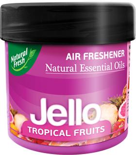 Gel thơm mùi trái cây nhiệt đới ngọt ngào cho xe hơi