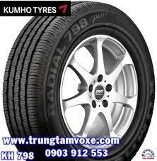 Lốp xe Kumho SUV Car 798 -  245/60R18