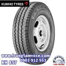 Lốp xe Kumho Light Truck 857 - 195R15