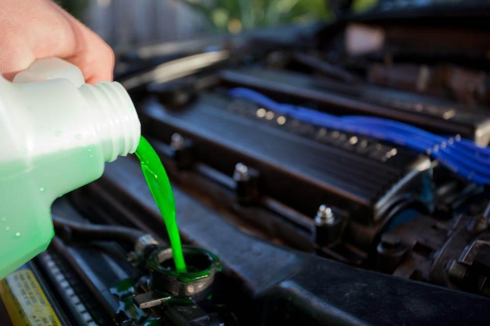 Khi nào nên thay nước mát cho xe