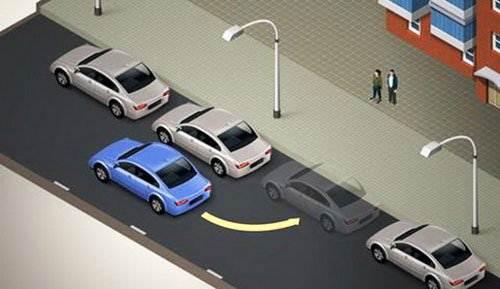 Không được lùi xe ở đâu?