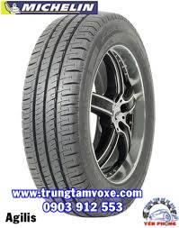 Lốp xe Michelin Agilis- 215/75R16