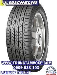 Lốp xe Michelin Latitude Tour - 235/55R18