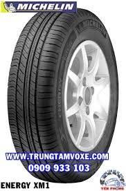 Lốp xe Michelin Energy XM2 - 195/65R15 Thái lan