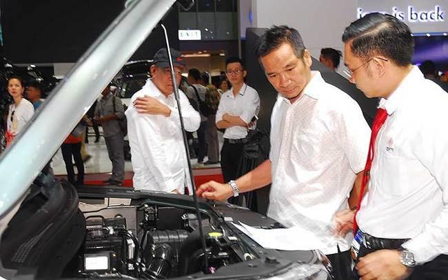 Nếm thất bại, ô tô Trung Quốc vẫn lao vào thị trường Việt Nam