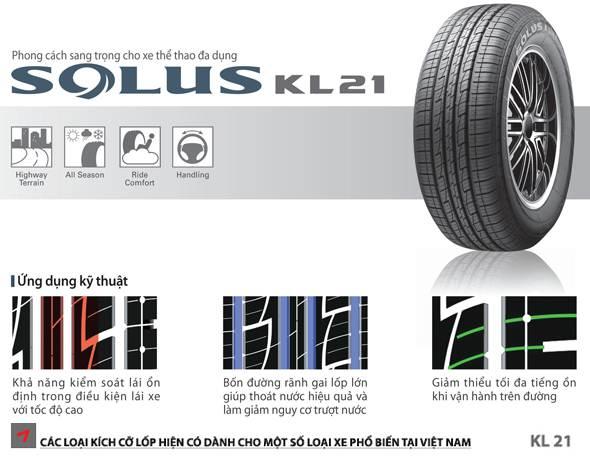 Những lưu ý khi mua lốp xe SUV
