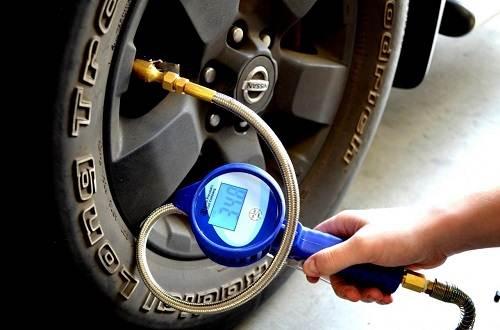 Những mối nguy tiềm tàng khi lái xe lốp non hơi