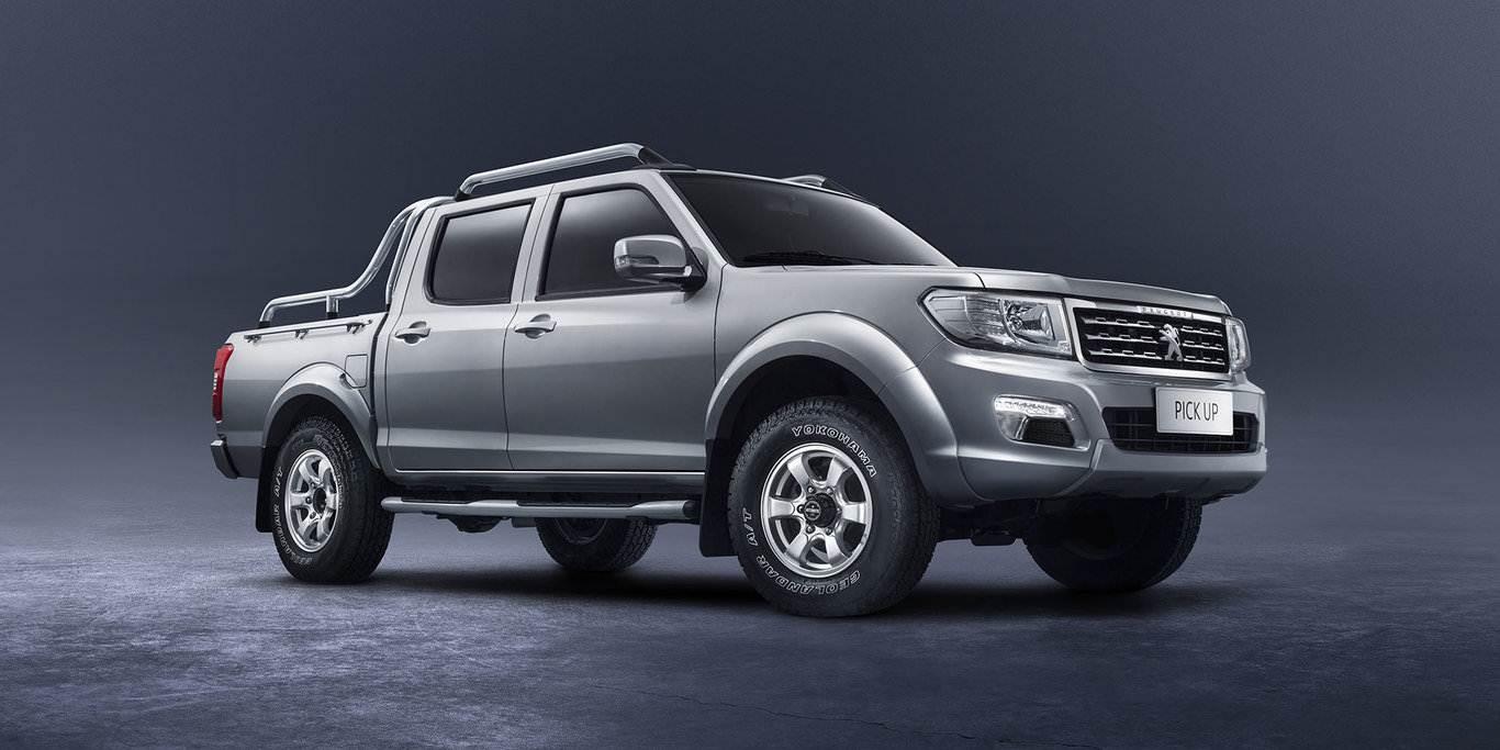 Peugeot sẽ ra mắt xe bán tải giá siêu rẻ