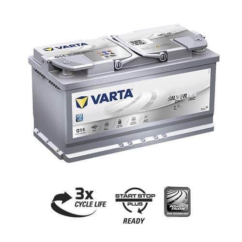 Phân phối ắc quy Varta tại TP HCM và toàn quốc