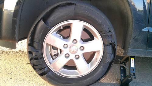 Tai nạn ô tô thảm khốc từ nguyên nhân ít ngờ
