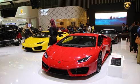 Triển lãm ôtô quốc tế Việt Nam 2017 vắng mặt hàng loạt hãng xe