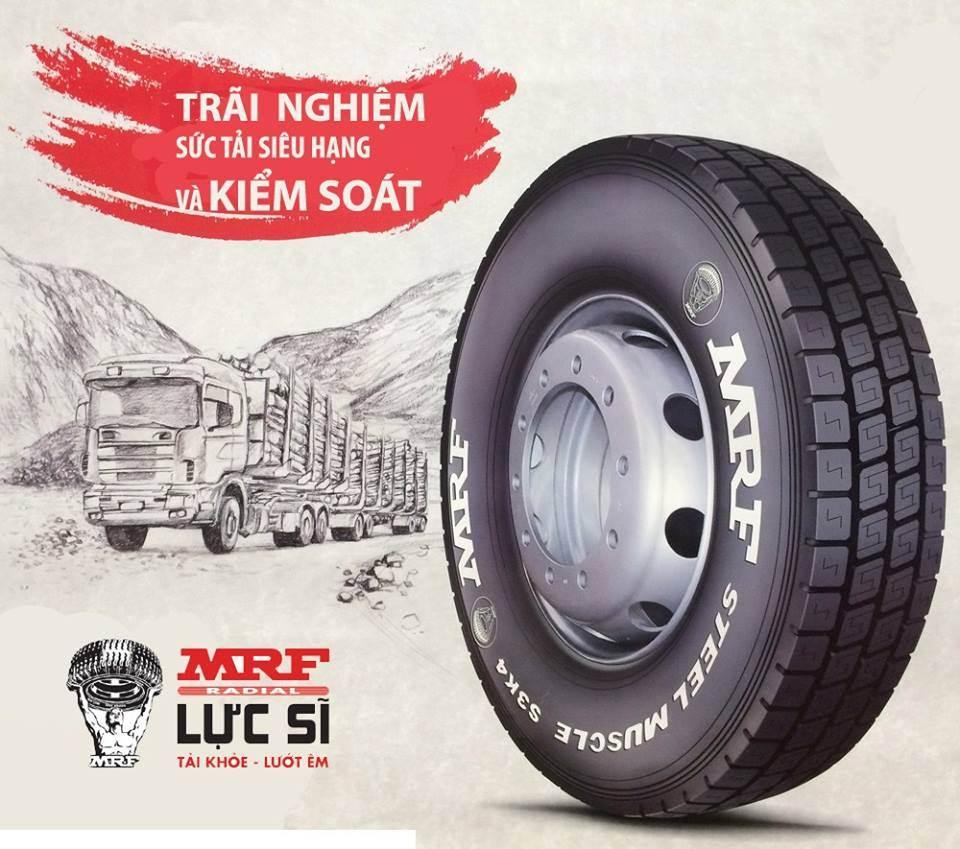 Trung Tâm Vỏ Xe Ô Tô Yến Phong là đại lý lốp xe tải Casumina, DRC, Chengsin, MRF