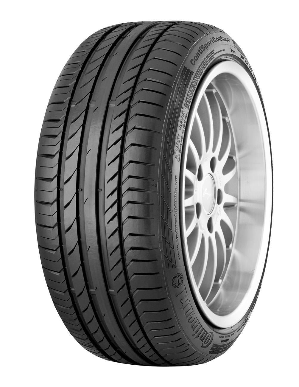 Lốp xe XL FR CONTI MAXCONTACT MC5 RIM17 235/45ZR17