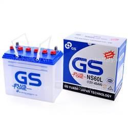 BÌNH GS NS60L (12V-45AH)