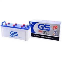 BÌNH GS N120 (12V-120AH)
