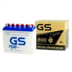 BÌNH GS NS60LS-E (12V-45AH)