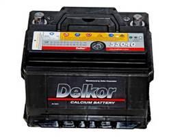 Bình ẮC Quy Delkor DIN 55040