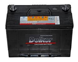 Bình ẮC Quy Delkor NX120-7/L