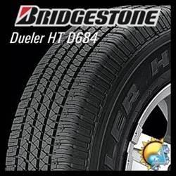 Lốp Bridgestone Dueler RFT - 185/65/14