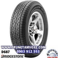 Lốp xe Bridgestone Dueler H/P D687 - 215/70R16