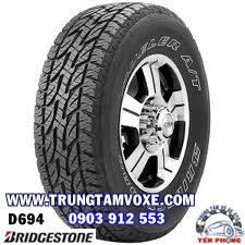 Lốp xe Bridgestone Dueler A/T D694 - 215/80R16